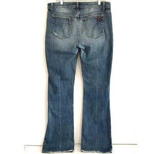 Joe's Jeans Muse Bootcut Distressed Medium 32x35